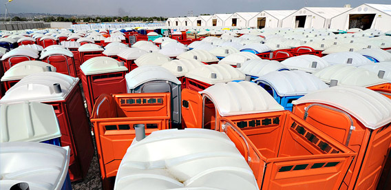 Champion Portable Toilets in Alice,  TX